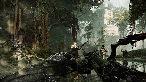 crysis 3 an alternative of call of duty
