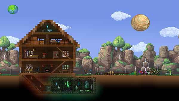 similar like terraria