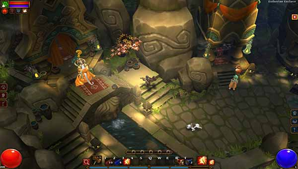 torchlight 2 an alternative of diablo 3