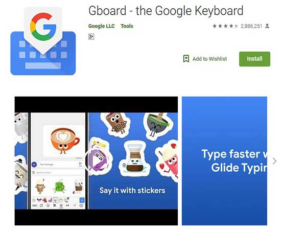 another easy keyboard app for android