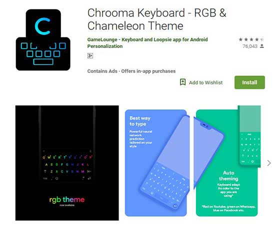 Top Keyboard App For Android