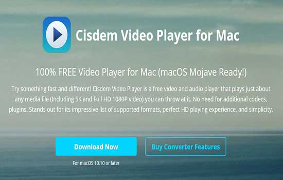 cisdem best mac video player