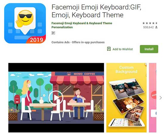 best emoji keyboard app for android