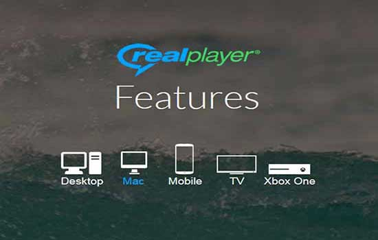 realplayer mac
