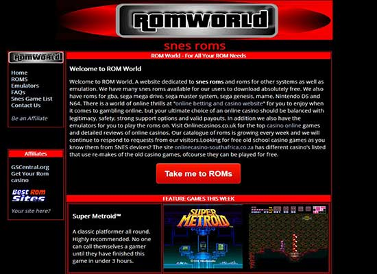 romworld