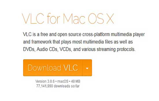 vlc another best media player for mac
